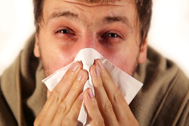 symtom på allergi